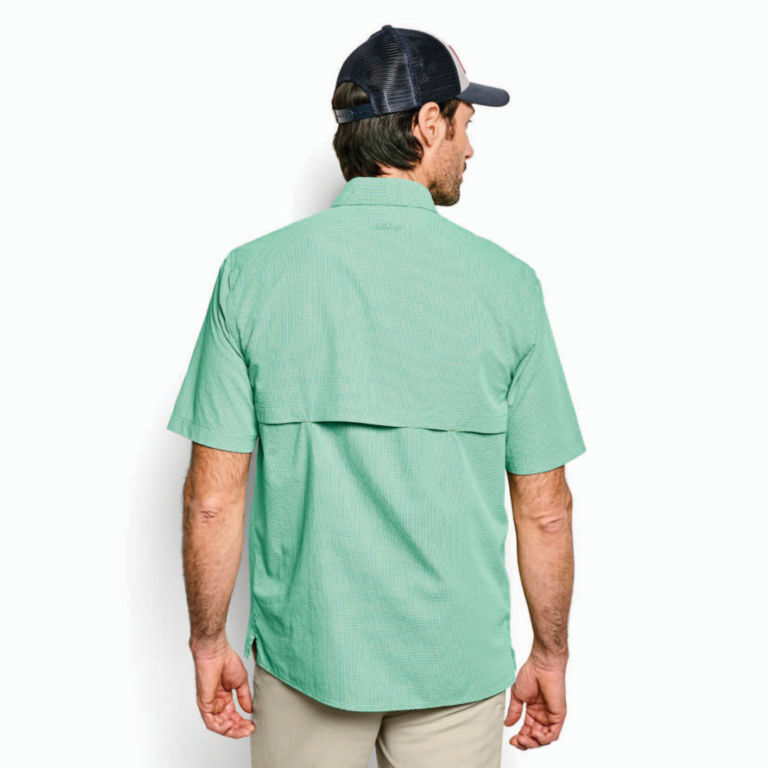 Short-Sleeved Open Air Caster -  image number 3