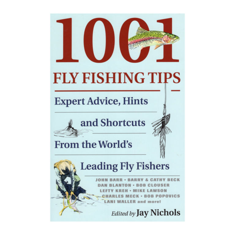 1001 Fly-Fishing Tips -  image number 0