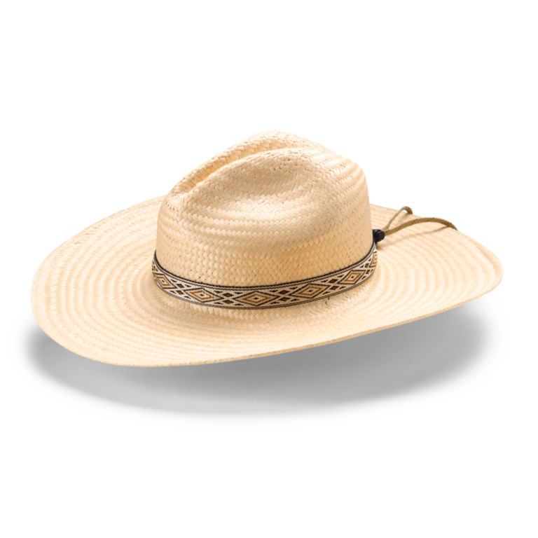 Lochsa River Straw Hat - NATURAL image number 0
