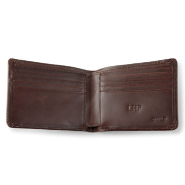 Heritage Leather Wallet -