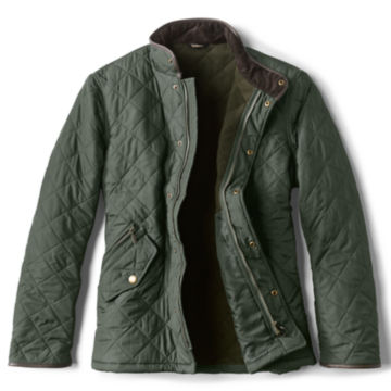 Barbour® Powell Jacket - SAGE image number 1