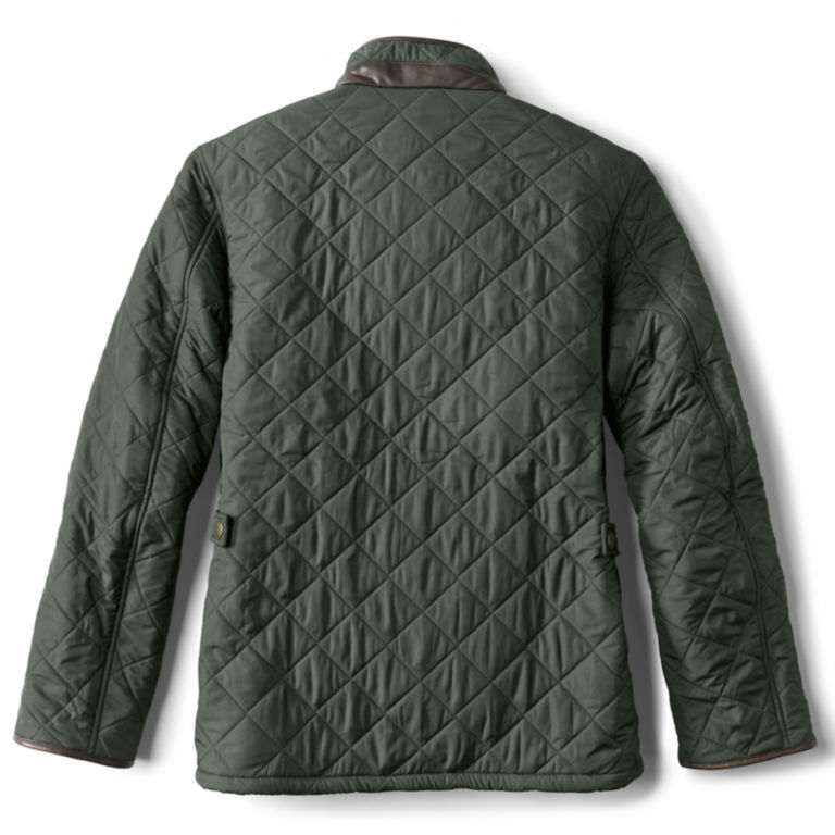 Barbour® Powell Jacket - SAGE image number 2