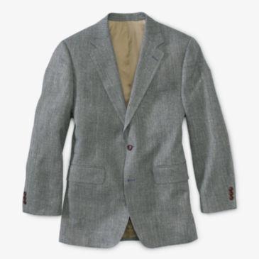 Silk Tweed Sport Coat - Long -