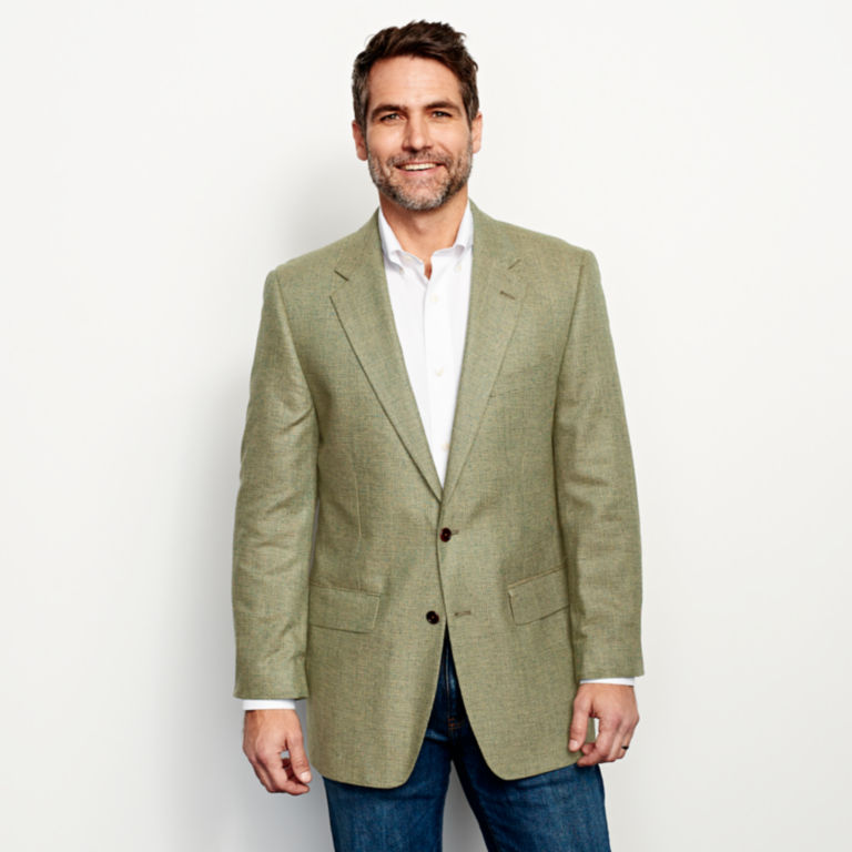Silk Tweed Sport Coat -  image number 1
