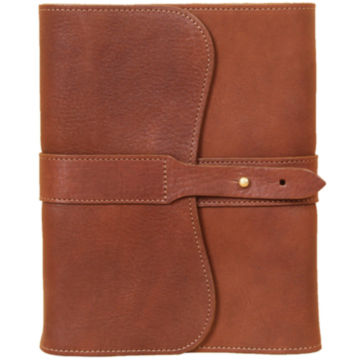 Personalized Genuine Leather Journal / Journal with unlined paper -  image number 0