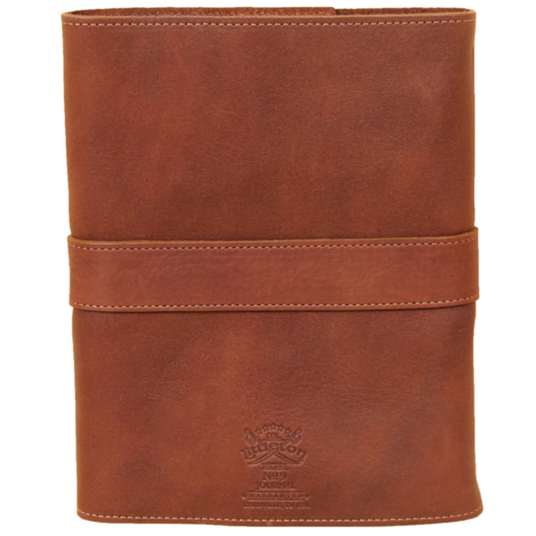 Personalized Genuine Leather Journal / Journal with unlined paper -  image number 2