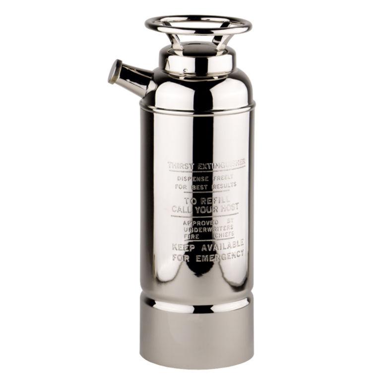 Fire Extinguisher Cocktail Shaker -  image number 1