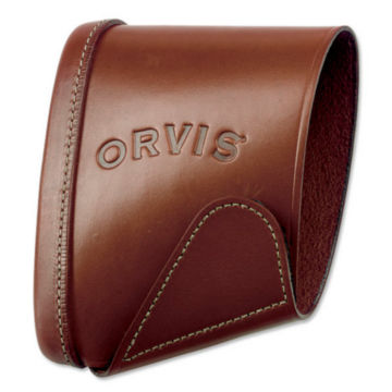 Leather Recoil Sleeve And Pad - BROWN image number 0
