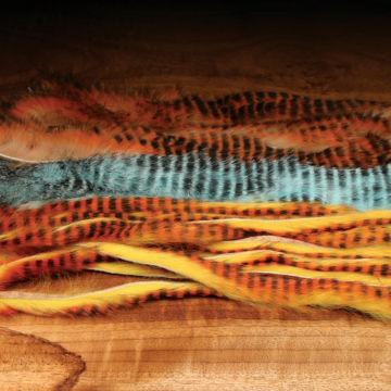 Tiger Barred Zonker Strips -  image number 0