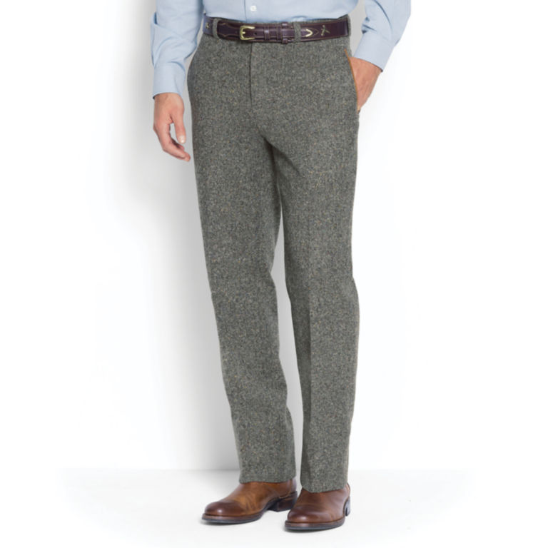 County Donegal Tweed Pants -  image number 1