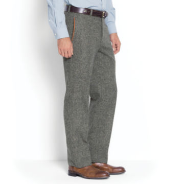 County Donegal Tweed Pants -  image number 2
