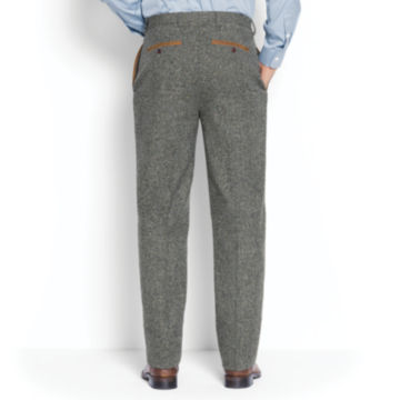 County Donegal Tweed Pants -  image number 3