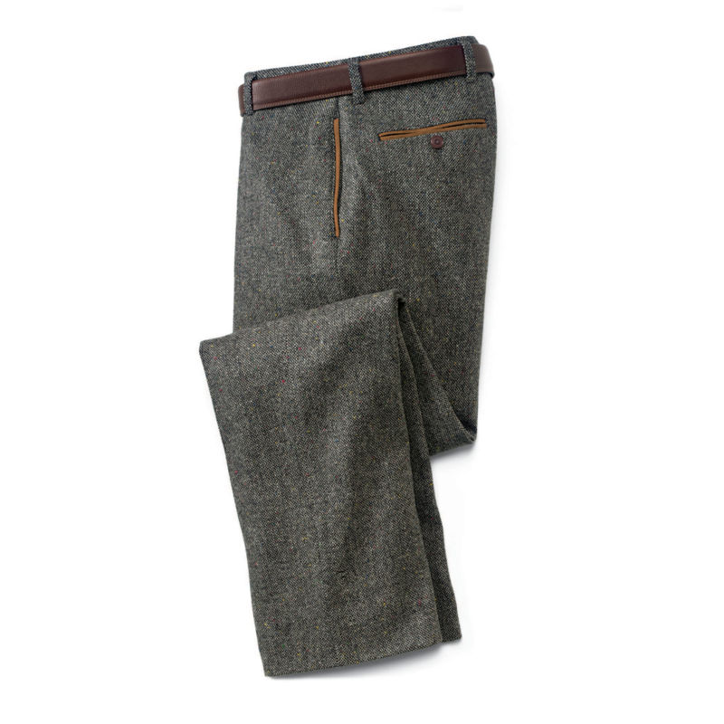 1950s Men's Pants, Trousers, Shorts | Rockabilly Jeans, Greaser Styles County Donegal Tweed Pants $198.00 AT vintagedancer.com
