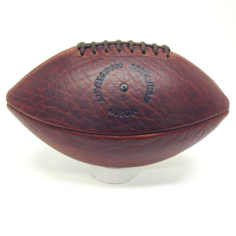 Orvis Bison Football -  image number 1