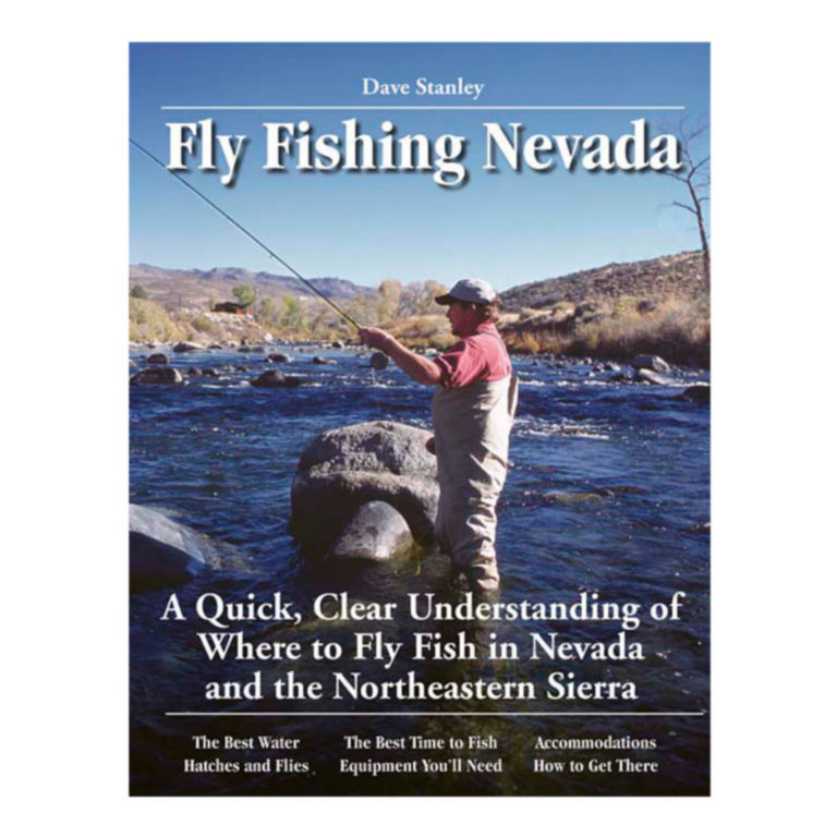 No Nonsense Guide to Fly Fishing Nevada -  image number 0