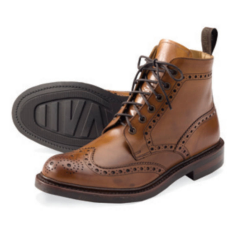 English Brogue Boot -  image number 0
