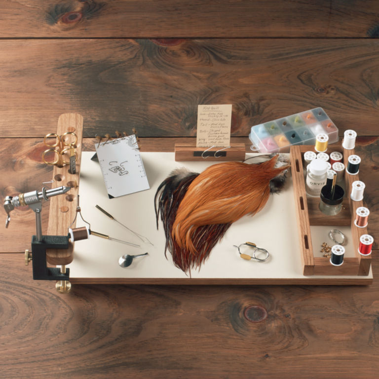 Fly-Tying Work Center -  image number 0