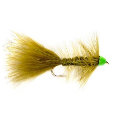 Hot Cone Woolly Bugger -