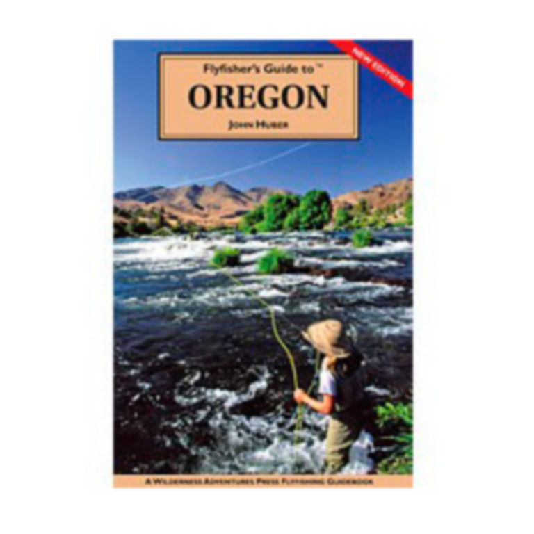 Flyfisher's Guide to Oregon -  image number 0