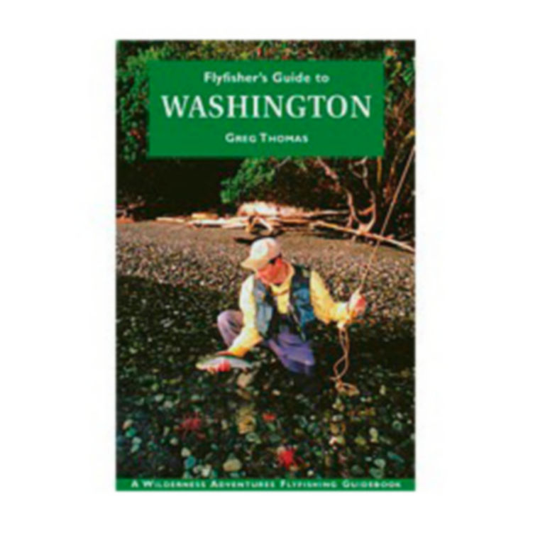 Flyfisher's Guide to Washington -  image number 0