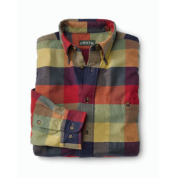 The Autumn Flannel Shirt - MULTI-COLOR image number 0