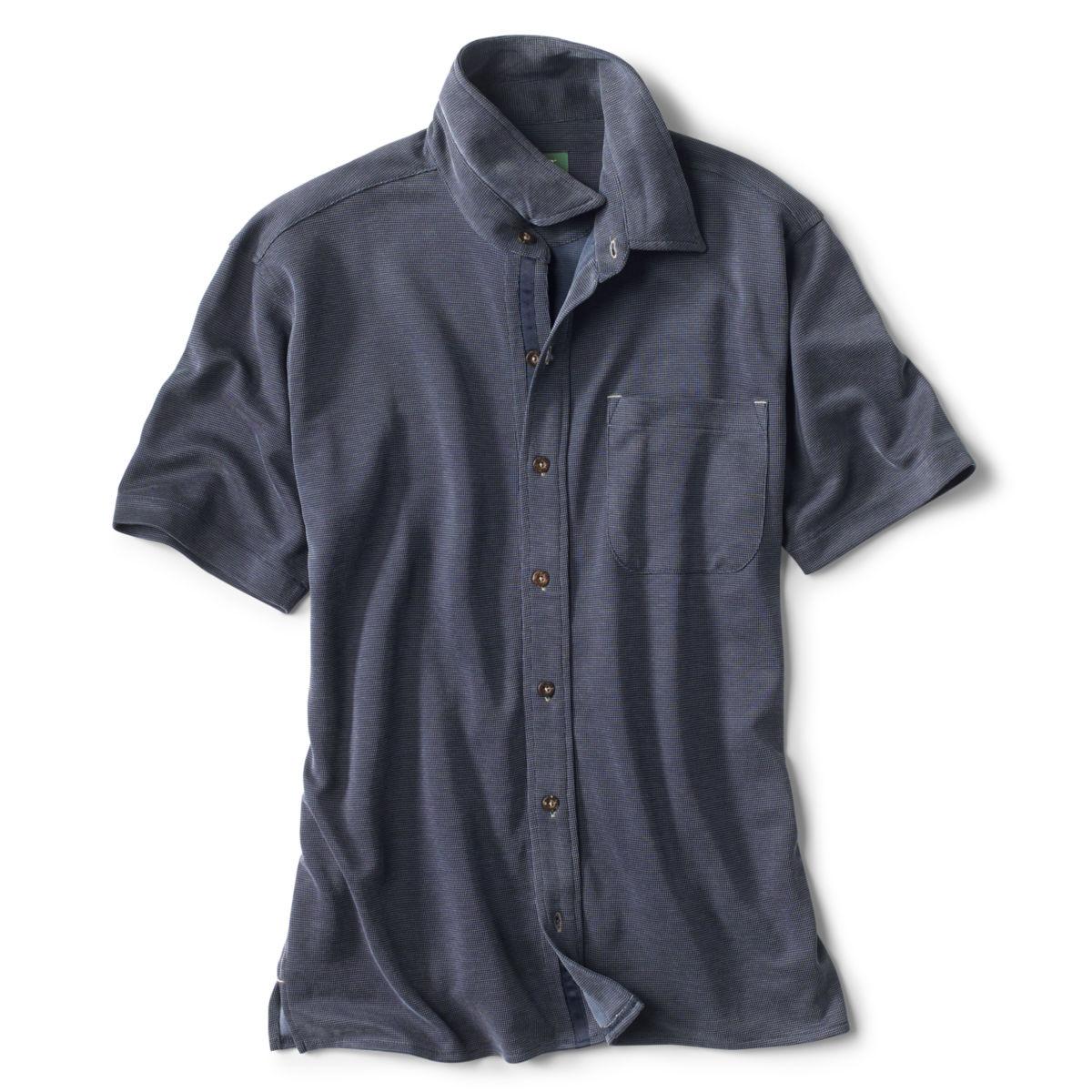 Ultrasoft Havana Shirt - NAVYimage number 0