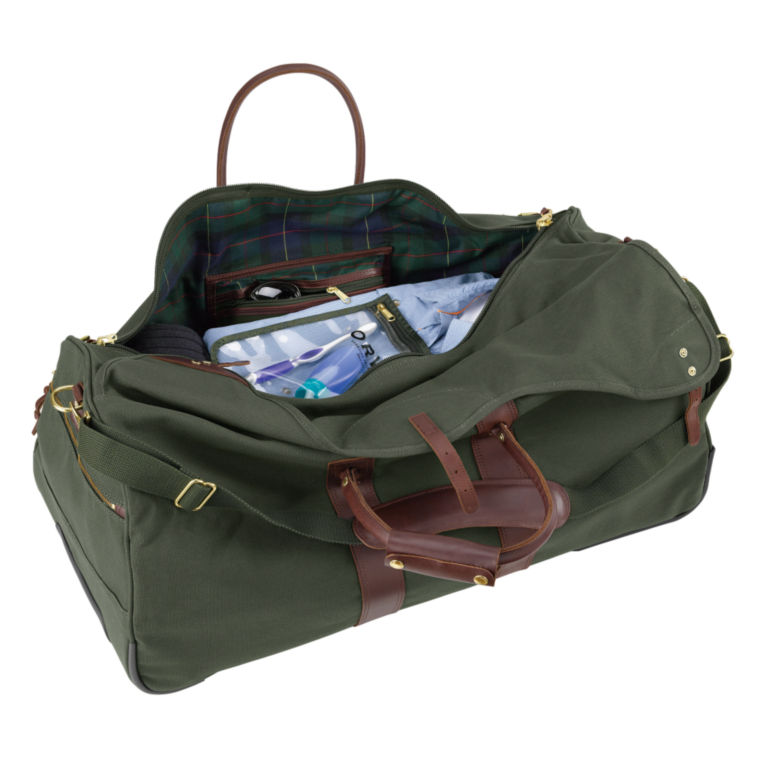 Battenkill®  Classic Duffle On Wheels -  image number 1