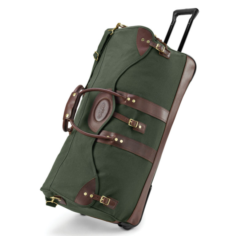 Battenkill®  Classic Duffle On Wheels -  image number 0