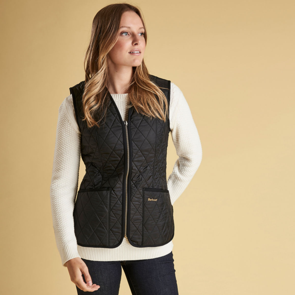 Barbour® Women's Fleece Betty Gilet/Liner - image number 0