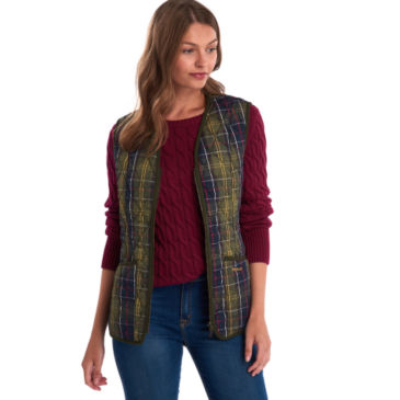 Barbour® Women's Tartan Betty Gilet -