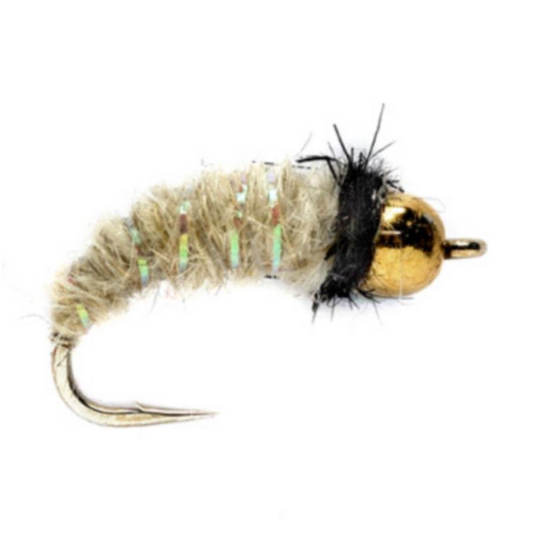 Bead Head Krystal Caddis Larva -  image number 0
