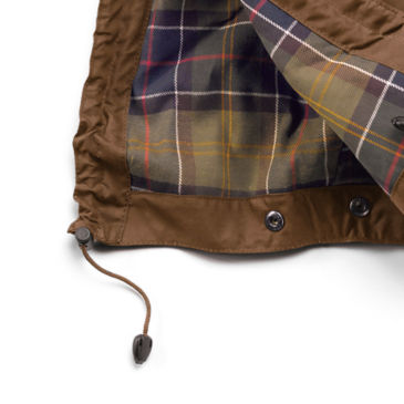Barbour® Waxed Cotton Hood -
