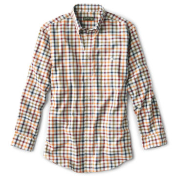 Pure Cotton Wrinkle-Free Long-Sleeved Shirts - Regular -  image number 0