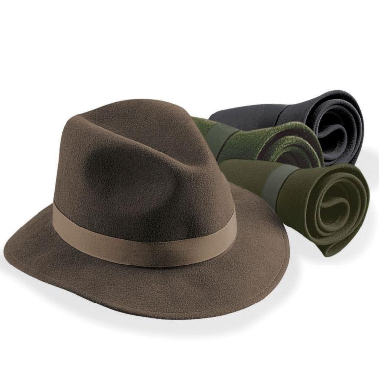 Packable Felt Hat -  image number 0