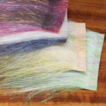 Ice Dub Minnow Back Shimmer Fringe -  image number 0