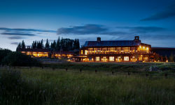French Creek Lodge at Brush Creek Ranch