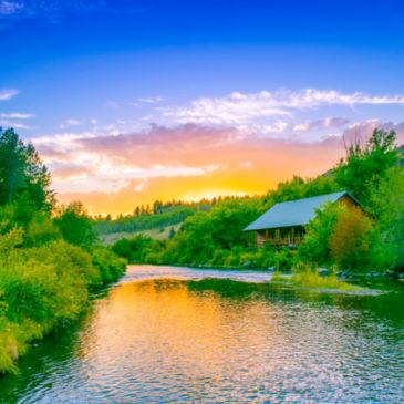 Three Rivers Ranch, ID -