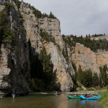 Smith River Float with PRO Outfitters -  image number 3