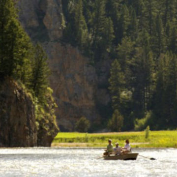 Smith River Float with PRO Outfitters -  image number 5