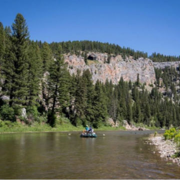 Smith River Float with PRO Outfitters -  image number 2