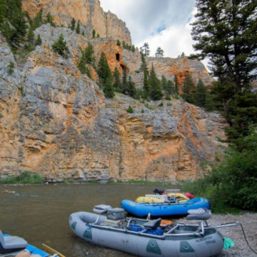 Smith River Float with PRO Outfitters -  image number 0