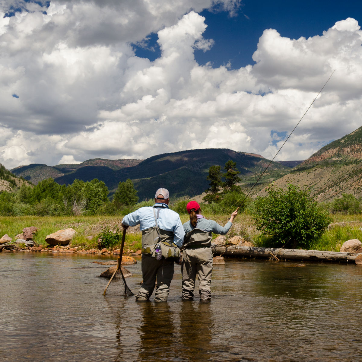 Complete Family Fly-Fishing School - UT - image number 0