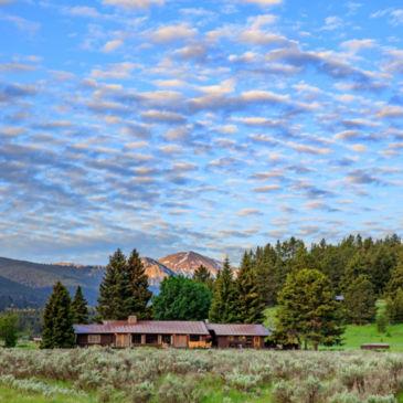 Firehole Ranch, MT -