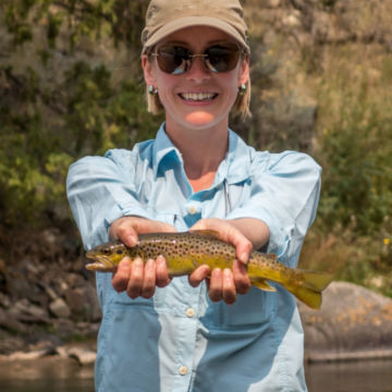 Trout Unlimited Women's Trip at Hubbard's Yellowstone Lodge -  image number 2