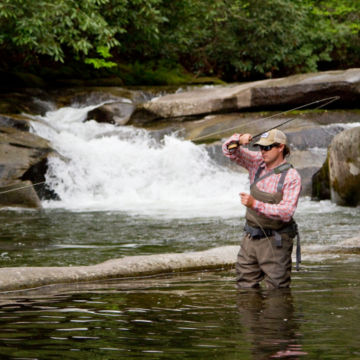 Brown Trout Fly Fishing, LLC., NC -  image number 0