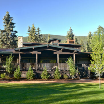 The Broadmoor Fly Fishing Camp, CO -