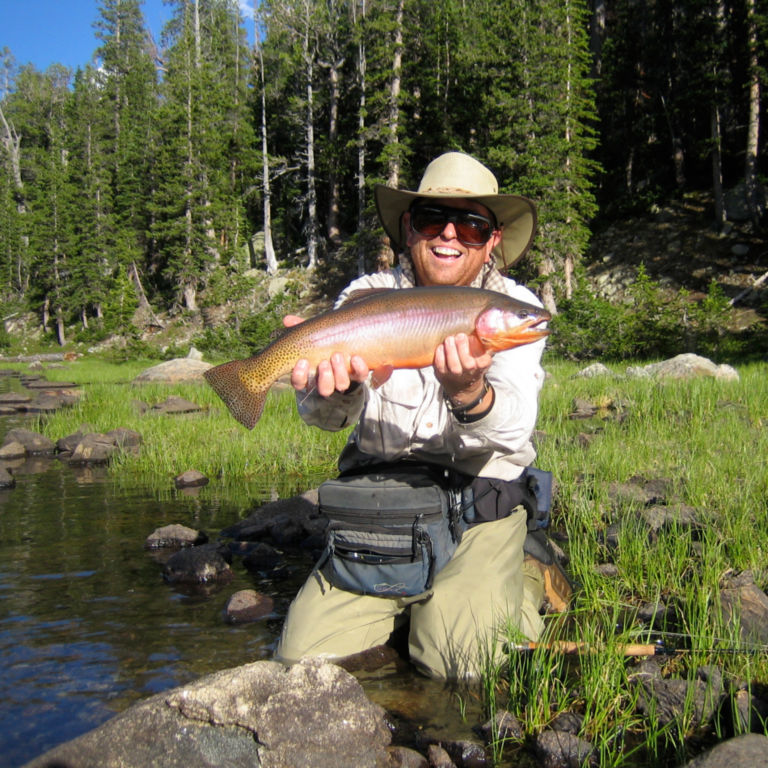 George H. Hunker, Sweetwater Fishing Expeditions, LLC, WY -  image number 3