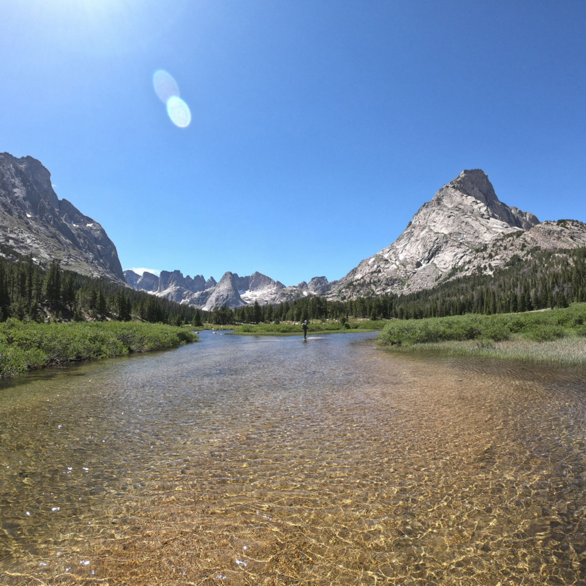 George H. Hunker, Sweetwater Fishing Expeditions, LLC, WY - image number 0