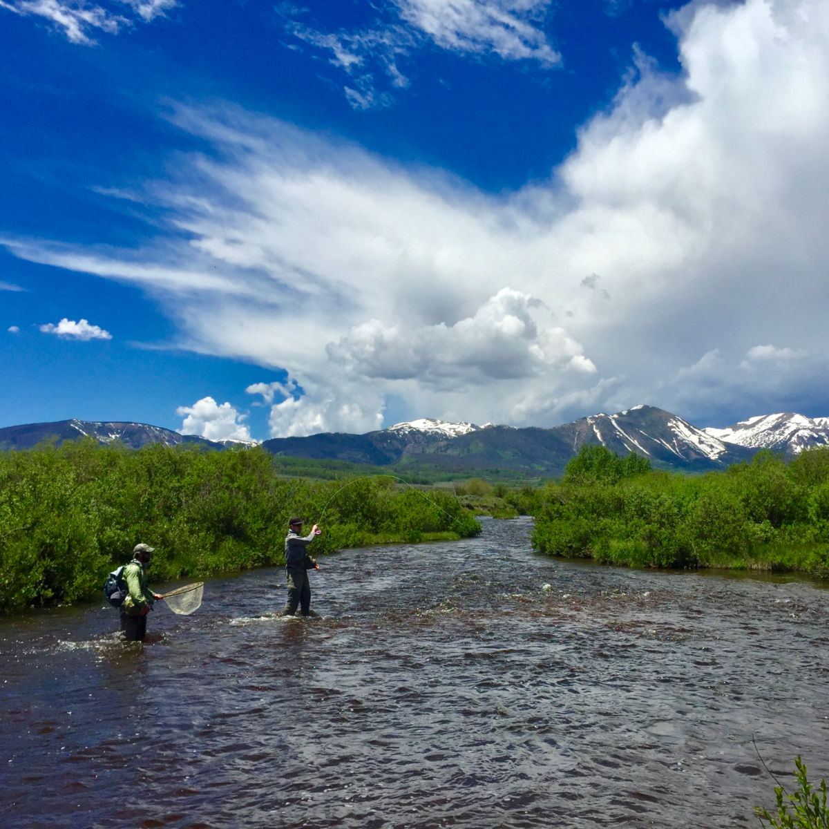 North Park Anglers, CO - image number 0