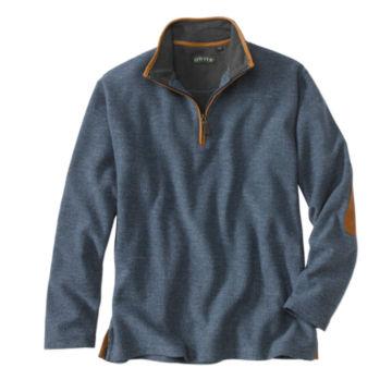 Simoom Tweed Quarter-Zip Sweatshirt -  image number 0